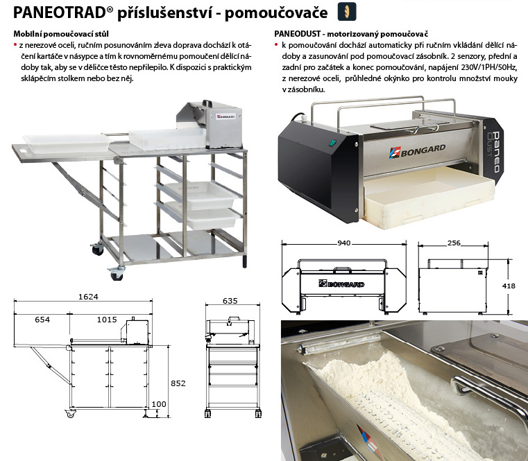 Paneotrad stůl