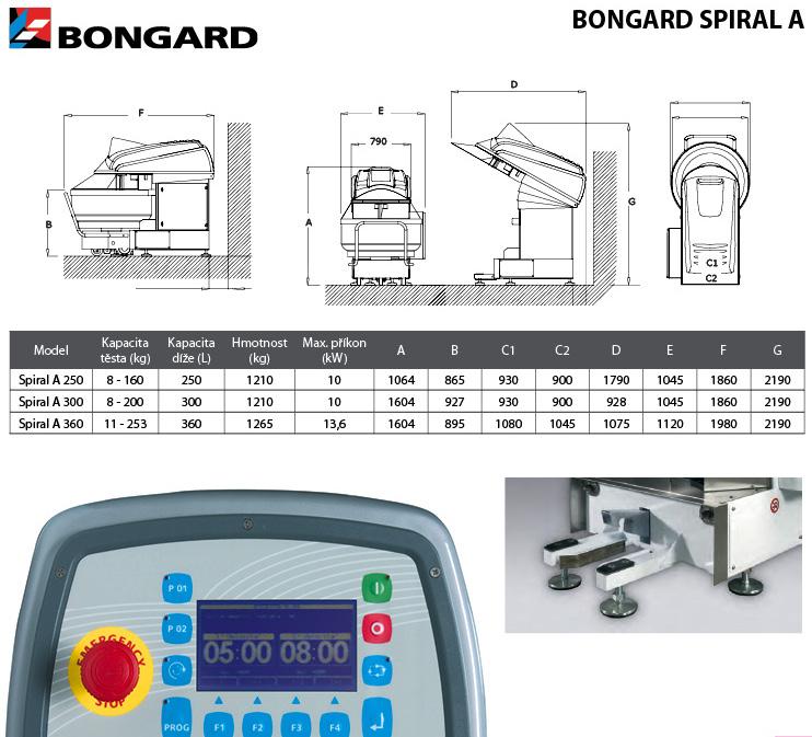 Bongard Spiral A
