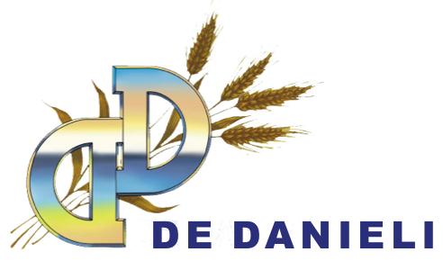 DE Danieli logo