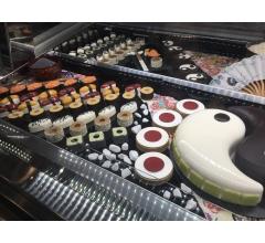 Zákusky ala sushi