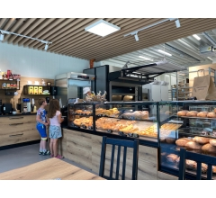 Řemeslná pekárna Jindřichov prodejna igloo