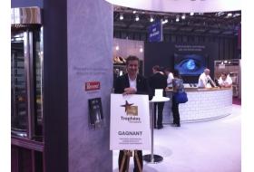 Revent získal ocenění na veletrhu v Paříži