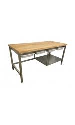Pracovní stoly JL PSN-D