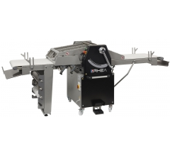 Provalovací stroj BONGARD Rhea s kráječi