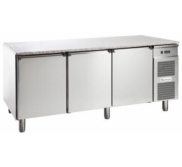 Pracovní stůl s chladničkou